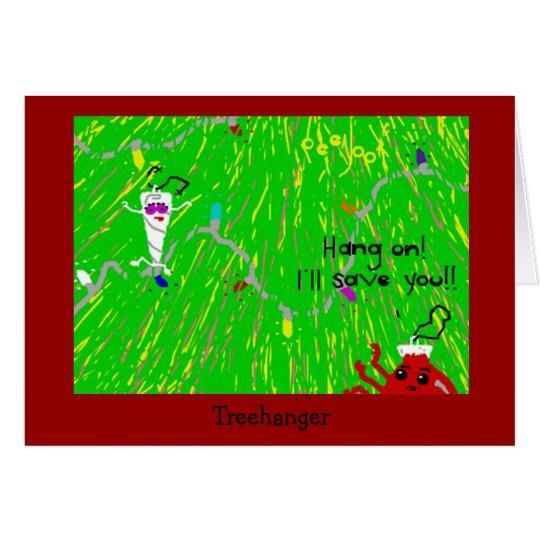 Treehanger Card