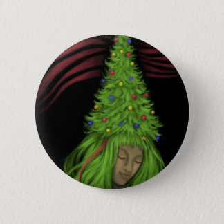 Treehead Painting Button