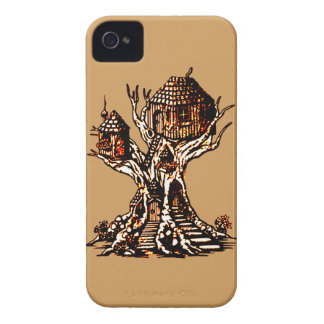 Treehouse 2 iPhone 4 case