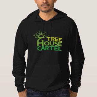 TreeHouse Cartel Hoodie (w/QR Code)
