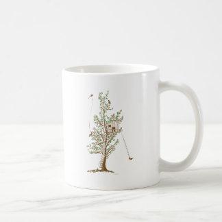 Treehouse Coffee Mug