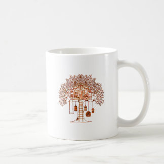 Treehouse Coffee Mug