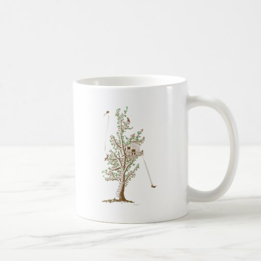 Treehouse Mugs