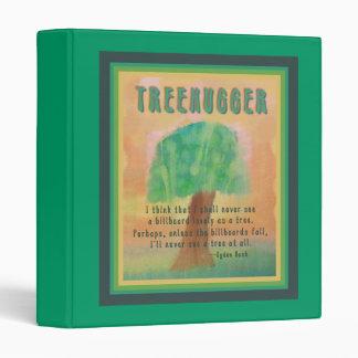 Treehugger Binder