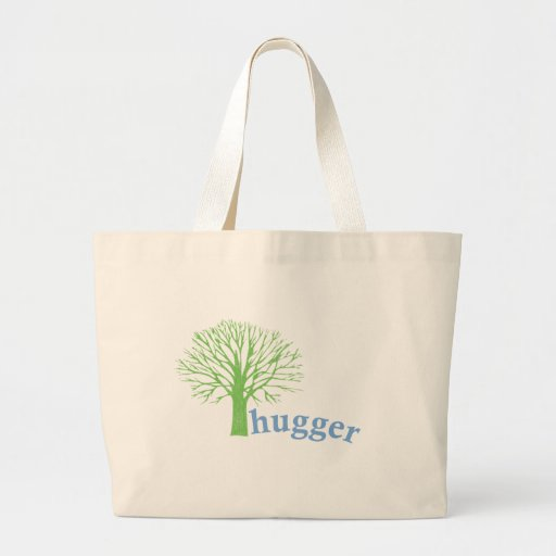 Treehugger Bolsas Lienzo