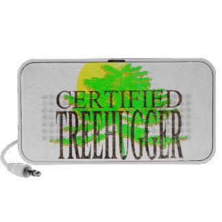 Treehugger certificado PC altavoces