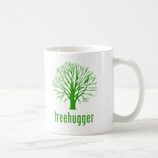Treehugger Classic White Coffee Mug