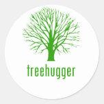 Treehugger Etiqueta