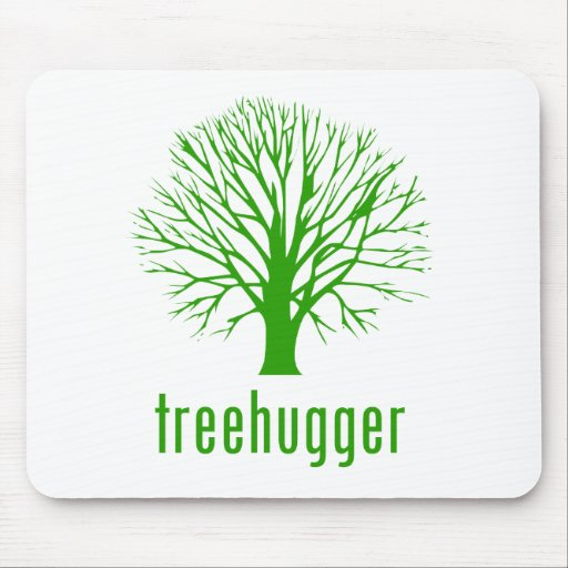 Treehugger Mouse Pad