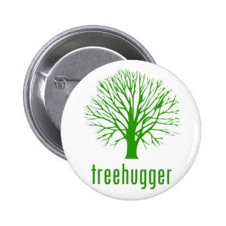 Treehugger Pins