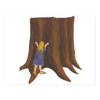 Treehugger Post Cards