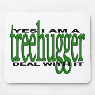 Treehugger Pride Mouse Pad
