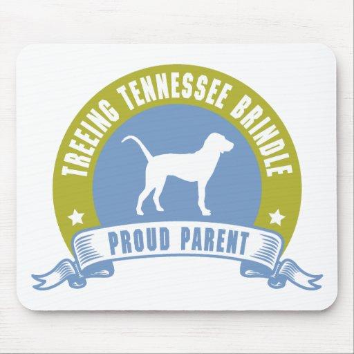 Treeing Tennessee Brindle Alfombrillas De Ratones
