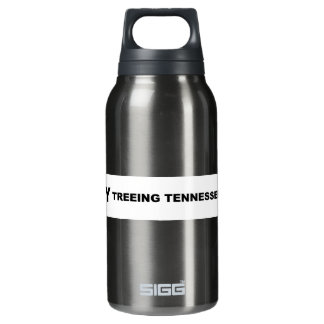 treeing tennessee brindle love 10 oz insulated SIGG thermos water bottle