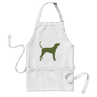 Treeing Walker Coonhound Adult Apron