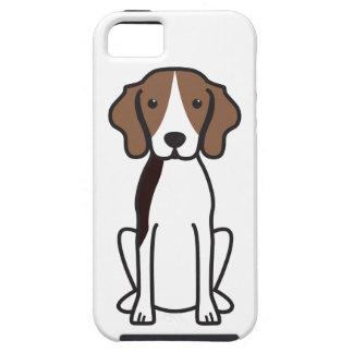 Treeing Walker Coonhound Dog Cartoon iPhone 5 Covers