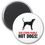 Treeing Walker Coonhound Fridge Magnets