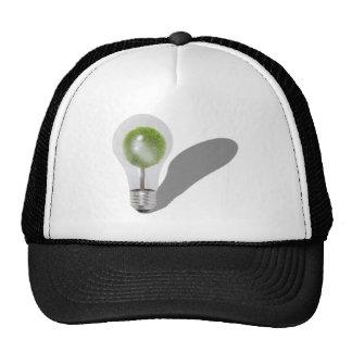 TreeLightbulb062210shadows Trucker Hat