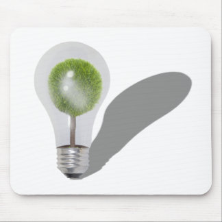 TreeLightbulb062210shadows Mouse Pad