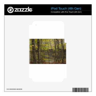 Treeline Skin For iPod Touch 4G