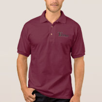 Treemo Gear Camo Logo Polo Shirt