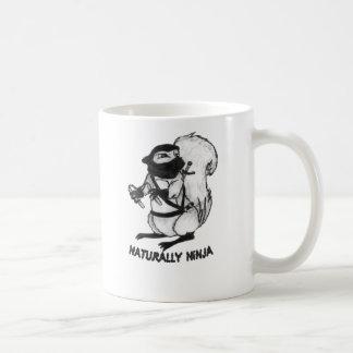 Treerat Ninja Coffee Mug