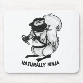 Treerat Ninja Mouse Pad