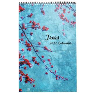 Trees 02 - 2012 Calendar
