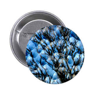 TREES 2 INCH ROUND BUTTON
