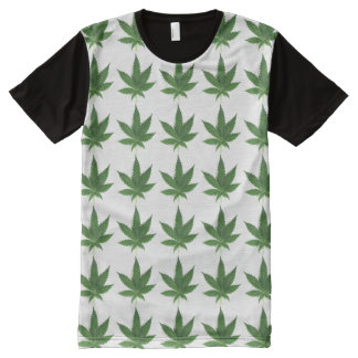 TREES All-Over PRINT SHIRT