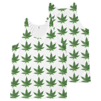 TREES All-Over PRINT TANK TOP