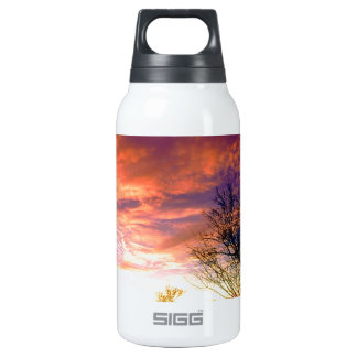 Trees Almond Tree Antelope Valley Thermos Bottle