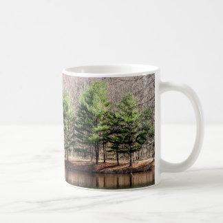 Tree's Along the Lake Mug