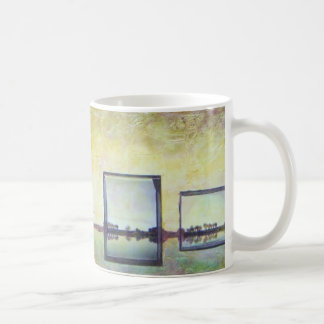 Trees Along the River Mug