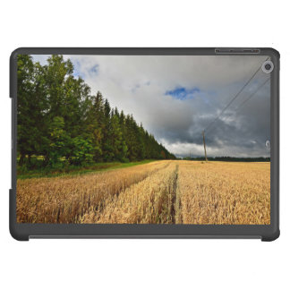 Trees And A Cereal Field iPad Air Case