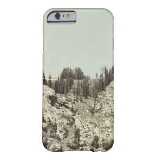 Trees and Hills Barely There iPhone 6 Case