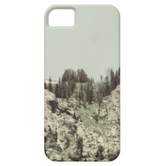 Trees and Hills iPhone SE/5/5s Case