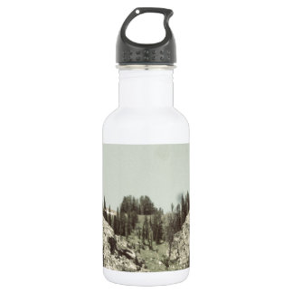 Trees and Hills Water Bottle
