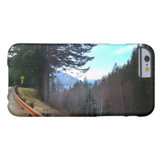 Trees and Mountains Olympic National Park Barely There iPhone 6 Case