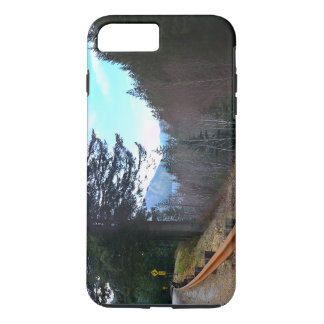 Trees and Mountains Olympic National Park iPhone 8 Plus/7 Plus Case