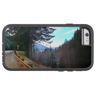 Trees and Mountains Olympic National Park Tough Xtreme iPhone 6 Case