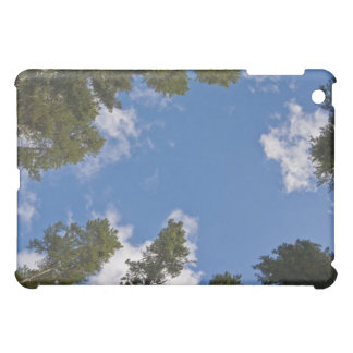 Trees and Sky Cover For The iPad Mini