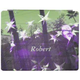 Trees and Stars Abstract iPad Smart Cover
