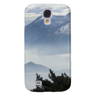 Trees and the Mountains Samsung S4 Case