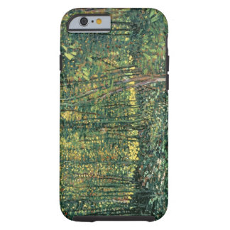 Trees and Undergrowth, 1887 Tough iPhone 6 Case