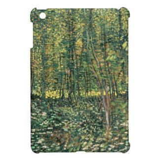 Trees and Undergrowth, 1887 iPad Mini Cases