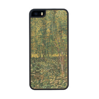 Trees and Undergrowth, 1887 Carved® Maple iPhone 5 Slim Case