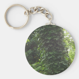 Trees and vines keychain