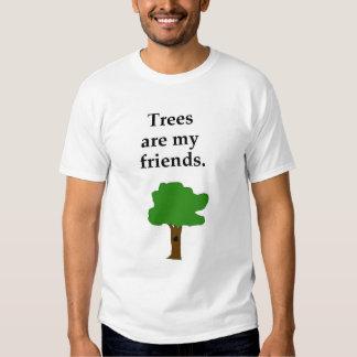 Trees apparel tee shirt