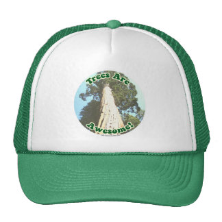 Trees are Awesome! Trucker Hat